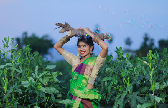Aishwarya Half Saree Ceremony Teaser - Madurai