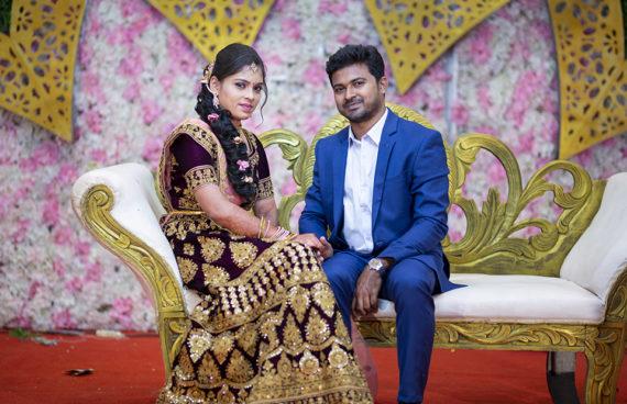 Madurai Sourashtra Wedding Teaser Abinesh & Kokila