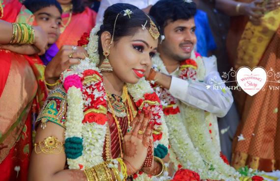 Srivilliputhur Best Cinematic Hindu Wedding Teaser   Revanth & Vinu